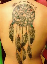 Dream Catcher Tattoo With Quote Best of 24 Dreamcatcher Tattoos For Women Amazing Tattoo Ideas