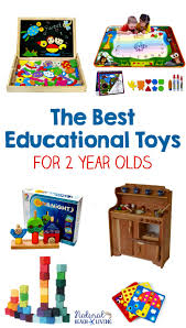 32 educational toys for 2 year olds