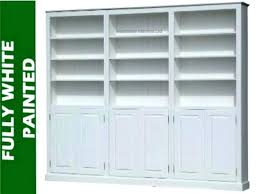 white office bookcase. Bookcases With Doors Office White Bookcase Shelves Luxury Modular