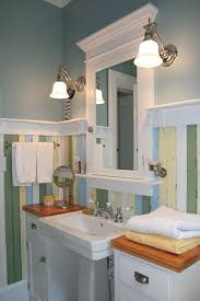Fun House Redo Of My 1920 S Bathroom Cottage Life Pinterest 1920s Bathroom Sink Style