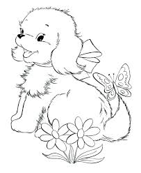 puppy printable coloring pages puppy coloring pages printable free puppies coloring pages to print palace pets puppy printable coloring pages