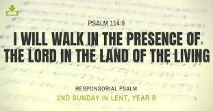 2nd Sunday of Lent, Year B | CJM MUSIC