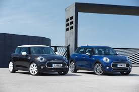 new car release april 2014MINI USA April Sales Up 25 with the New Five Door Killing the