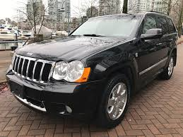 Used 2008 Jeep Grand Cherokee DIESEL, LIMITED, DVD, BACK UP CAMERA ...