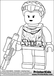 Small Picture Beautiful Lego Star Wars Coloring Pages To Print 57 For Your