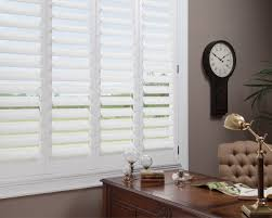 Office Window Treatments newstyle hybrid shutters bella interior designs 4645 by xevi.us