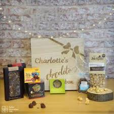 chocolate her chocolate hers personalised gifts best gifts food and drink personalized
