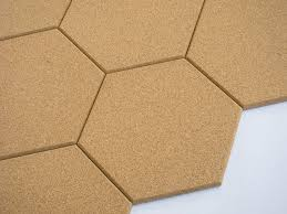 rectangle cork tile