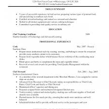 Cover Letter For Cook Resume Cover Letter For Resume Examples Basic Photoshots Best 97