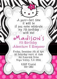 13 Printable Hello Kitty Invitations Hb3revolution Com