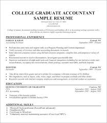 Resume Format College Student Examples College Graduate Resumes