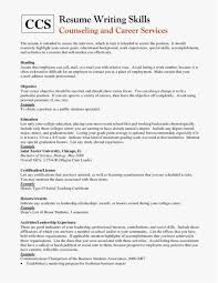How To Type A Resume Awesome Inspirational Types Resume Formats ...