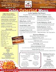 free food menu templates online menu template catering menu template flyer free templates