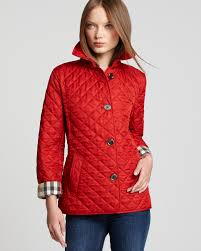 Burberry Brit Copford Quilted Jacket | Bloomingdale's | Dream ... & Another beautiful quilted burberry coat Adamdwight.com