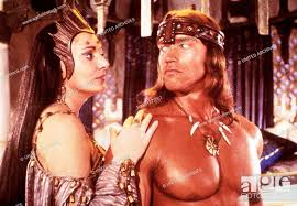 Conan-Der Zerstörer, Conan The Destroyer, Conan-Der Zerstörer, Conan The  Destroyer, Sarah Douglas, Stock Photo, Picture And Rights Managed Image.  Pic. UAI-01272061 | agefotostock