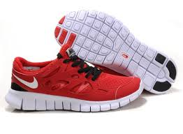 nike shoes red and white. nike casual shoes for womens with free run 2 red black white qqe_42749 and s