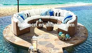 broyhill outdoor patio furniture outdoor patio furniture outdoor patio furniture reviews circle sofa stunning half circle