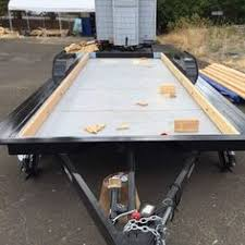 6 x 10 angle iron utility trailer this is a very nice 6 x 10 the subfloor is built inside the trailer frame which is possible a tiny house specific trailer from iron eagle trailers 16 2015