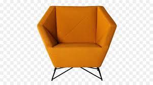 table couch chair furniture ottoman orange sofa