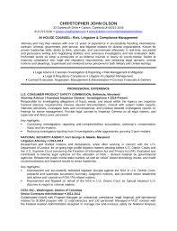 best judge advocate resume example senior attorney resume