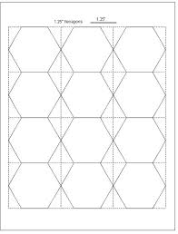 Hexagon Quilt Pattern Template printable hexagon template for ... & ... Hexagon Quilt Pattern Template tips for cutting hexagon templates getas  quilting studio ... Adamdwight.com