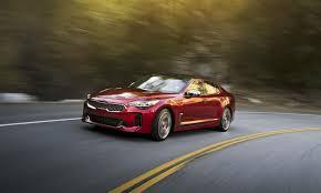 2018 kia gas mileage.  2018 2018 kia stinger coupe red color pictures  throughout kia gas mileage