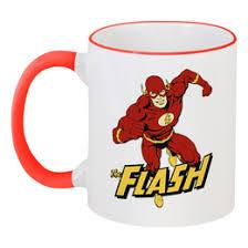 """Кружки c неординарными принтами """"<b>flash</b>"""" - купить в интернет ..."""