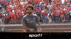 Real Madrid wagt neuen Mega-Angriff auf Mohamed Salah | SPORT1 -  TRANSFERMARKT - YouTube