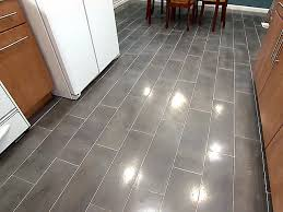 Plank Tile Floor Video DIY