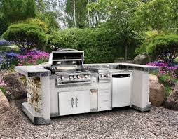 Prefabricated Outdoor Kitchen Kits Elegant Modular Outdoor Kitchens