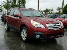 subaru outback 2014 red. 2014 subaru outback 25i premium red