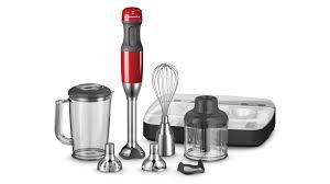kitchenaid hand blender empire red