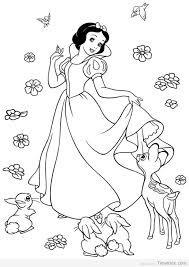 Disney Princess Coloring Pages S On Fresh Disney Princess Coloring