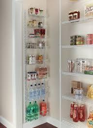 Kitchen Closet Organization Adjustable 8 Tier Wall And Door Rack Kitchen Closet Organizer
