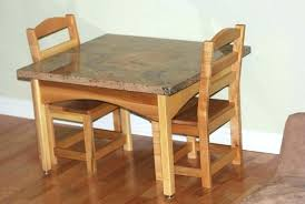 childrens table and chairs set wood wooden table and chairs children kids table and chairs solid