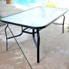 replacement glass for patio table gardensne org inside top