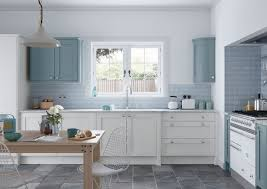 Country Kitchen Design Impressive Farringdon Shaker Smooth Painted Kitchen In Porcelain And Winter