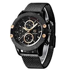 BENYAR Men Watch Quartz Chronograph 3ATM ... - Amazon.com