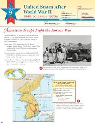 American Troops Fight the Korean War Era 9 48a - Mr. Peinert's ...