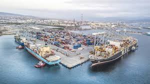 port company color chart new rail line links turkish port with china and uk latest news