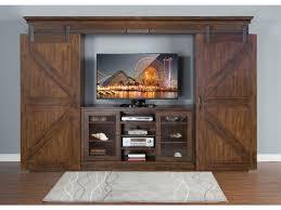 Sunny Designs Furniture Santa Fe Collection Sunny Designs Home Entertainment Santa Fe Entertainment Wall
