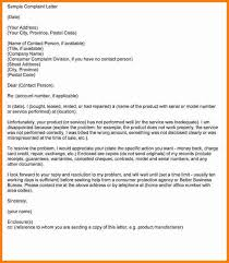 professional formal complaint letters of unsatisfactory 6 formal complaint letter budget template