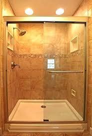 tile stand up shower tiling stand up shower stand up shower ideas stupendous standing shower design