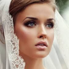 a very soft smoky eye created properly can elevate bridal makeup to the next level and will look