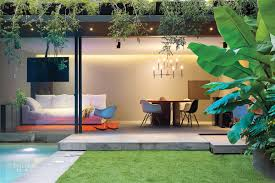 Indoor Outdoor Living 1970s house in mexico city recast for indooroutdoor living 4166 by xevi.us