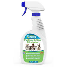 Pet Stain and Odor Remover Professional Strength Triple Action.