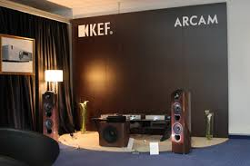 kef xq. shown in the photo above was multichannel setup using kef\u0027s xq-series speakers driven by arcam\u0027s solo, an all-in-one dvd/receiver. kef xq