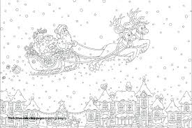 Free Printable Coloring Pages Toddlers Cool For Christmas Preschool