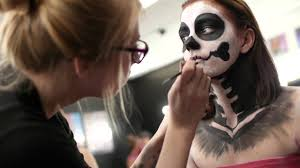 special fx and body painting cles cmc makeup