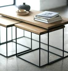 gold side table ikea nesting coffee table frame nest of tables coffee table w x d x nesting coffee